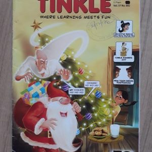 Tinkle - Where Learning Meets Fun