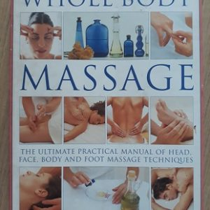 Used Book Whole Body Massage