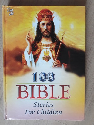 Used Book 100 Bible Stories for Children
