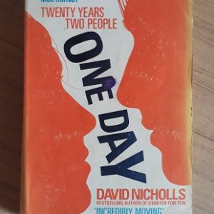 Used Book One Day - David Nicholls