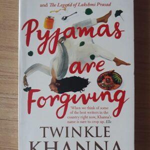 Second hand Book Pyjamas Are Forgiving