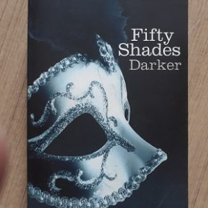 Second hand Book FIFTY SHADES DARKER -E L JAMES