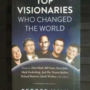 Used Book Top Visionaries Who Changed The World - George Ilian