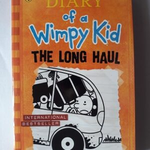 Used Book Diary of a Wimpy Kid - The Long Haul