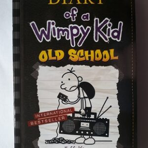 Used Book Diary of a Wimpy Kid - Old School