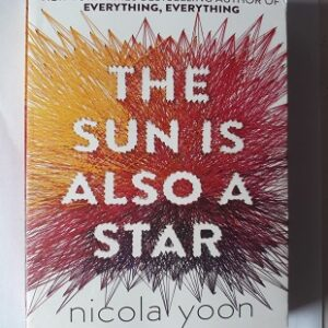 Used Book The Sun is Also a Star - Nicola Yoon