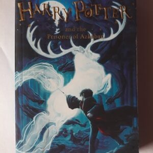 Used Book Harry Potter And The Prisoner of Azkaban