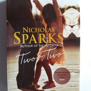 Used Book Two By Two - Nicholas Sparks