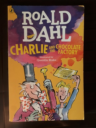 Used Book Charlie & The Chocolate Factory - Roald Dahl