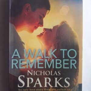 Second hand Book A Walk To Remember