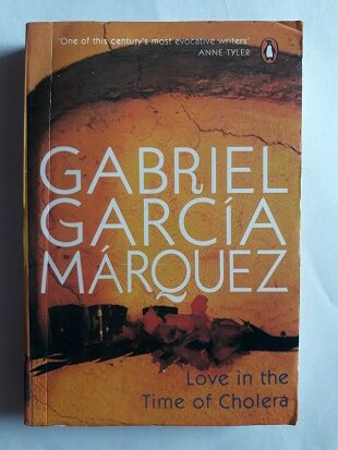Second hand Book The Love In The Time of Cholera - Gabriel Garcia Marquez