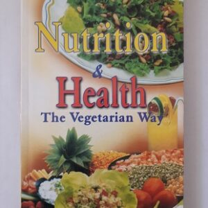 Second hand Book Nutrition & Health The Vegetarian Way