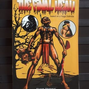 Used Book The Final Head - Naga Comic