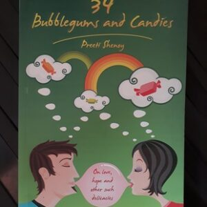 Used Book 34 Bubblegums & Candies - Priti Shenoy