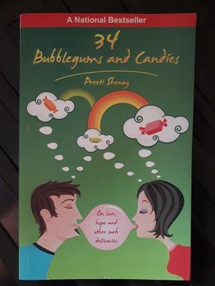 Used Book 34 Bubblegums & Candies - Priti Shenoy