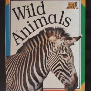 Used Book Wild Animals