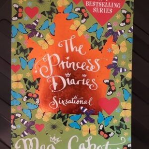 Used Book The Princess Diary - Sixsensational By Meg Cabot