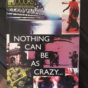 Used Book Nothing Can Be As Crazy - Ajay Mohan Jain