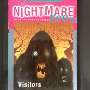 Second hand book The Nightmare Room Visitors - R.L. Stine
