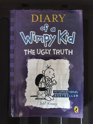 Used Book Diary of a Wimpy Kid - The Ugly Truth