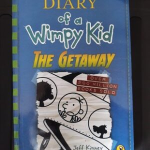 Used Book Diary of a Wimpy Kid - The Getaway