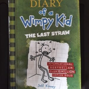 Used Book Diary of a Wimpy Kid - The Last Straw
