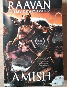 Used Book Raavan - Enymy of Aryavrata by Amish