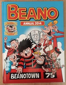 Second hand book Beano Annual 2014 (Hardbound)