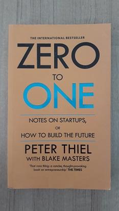 Second hand book Zero To One