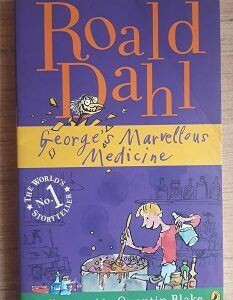Second hand book Roald Dahl - George's Marvellous Medicine