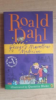 Second hand book Roald Dahl - George's Marvellous Medicine