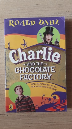 Second hand book Charlie & The Chocolate Factory - Roald Dahl