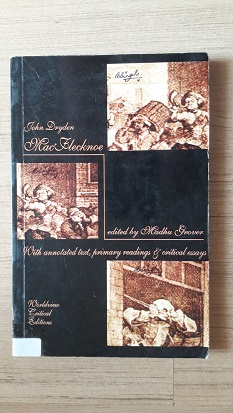 Used Book MacFlecknoe