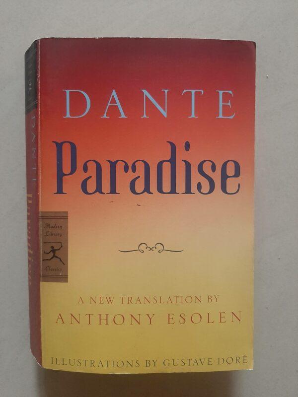 Used Book Dante - Paradize