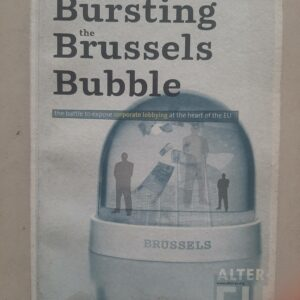 Used Book Bursting The Brussels Bubble
