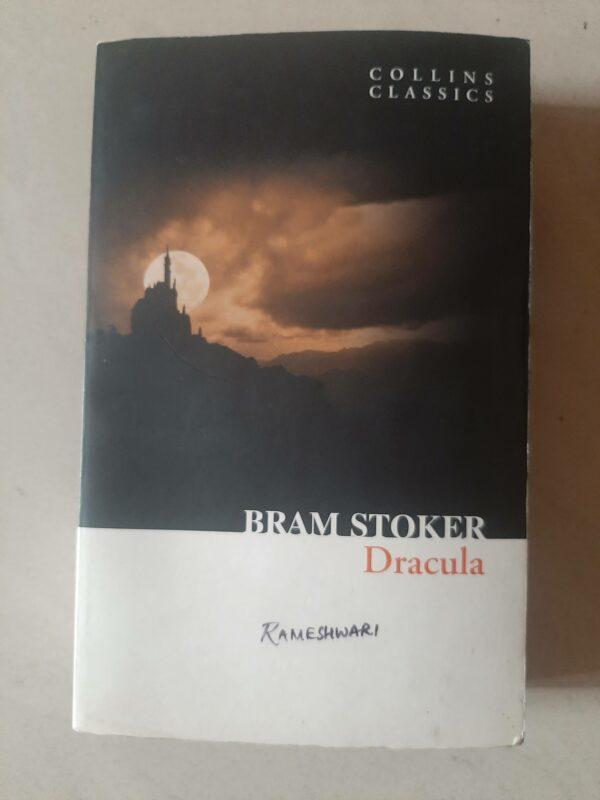 Used Book Dracula - Brem Stoker