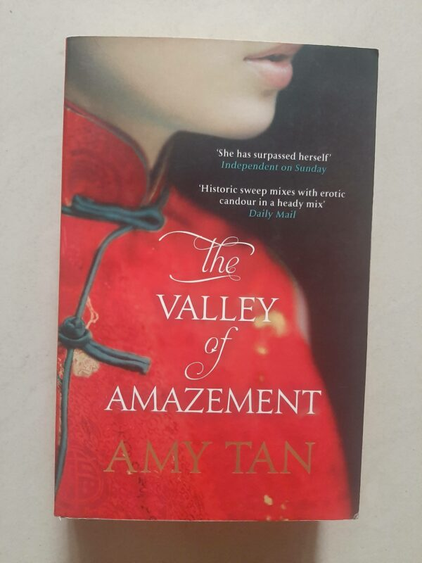 Used Book The Valley of Amazement - Amy Tan