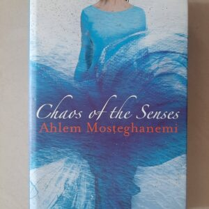 Used Book Chaos of the Senses - Ahlem Mosteghanemi