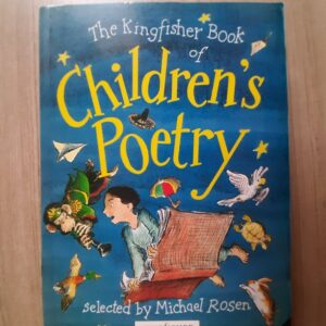 Used Book The Kingfisher Book of Childran's Poetry
