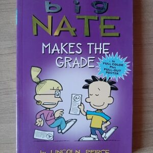 Second hand Book The Big Nate - Makes The Grade