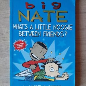 Second hand Book The Big Nate - What's A Little Noogie Between Friends