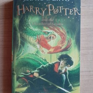 Second hand Book Harry Potter And The Chamber of Secrets