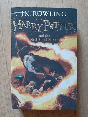 Second hand Book Harry Potter And The Half Blood Prince