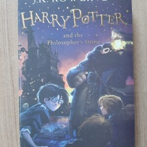 Second hand Book Harry Potter And The Philosopher's Stone