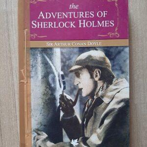 Used Book The Adventure of Sherlock Holmes - Sir Arthur Conan Doyle