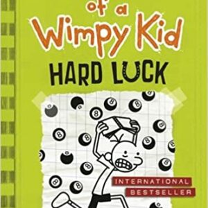 Second hand book Diary of a Wimpy Kid - Hard Luck
