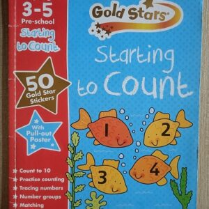 Used Book Starting To Count (Pre School)