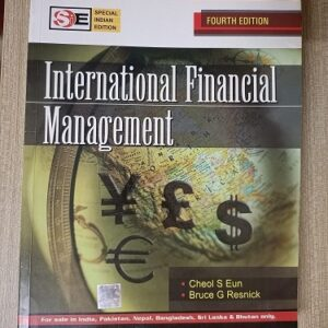 Used Book International Financial Management