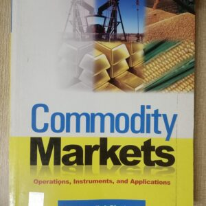 Second hand book Commodity Markets
