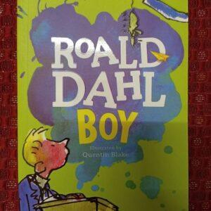 Second hand book BOY - Roald Dahl